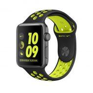 Uzay Grisi Nike Spor Kordon Apple Watch